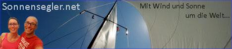 Sonnensegler Banner