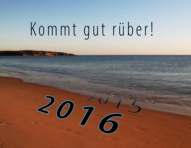 Kommt gut rüber 2015 - 2016 C