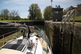 IMG_5137 Schleuse Garonne Seitenkanal
