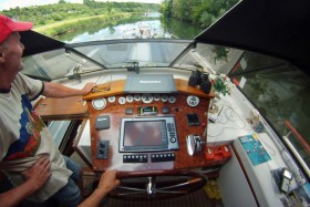 Cockpit-Perspektive