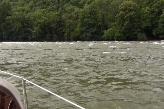 Hochwasser Doubs 2